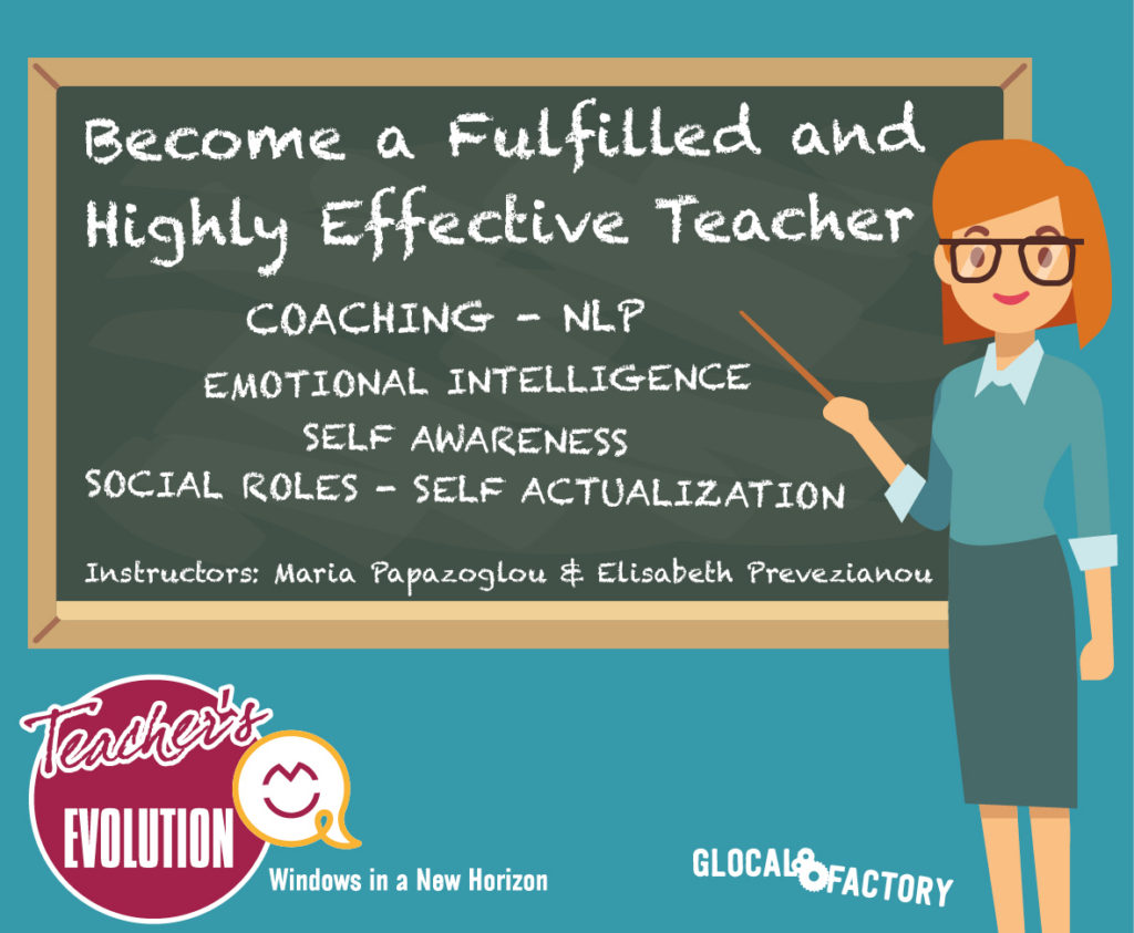 Teacher's Training in Coaching, NLP, Psychology and ...
