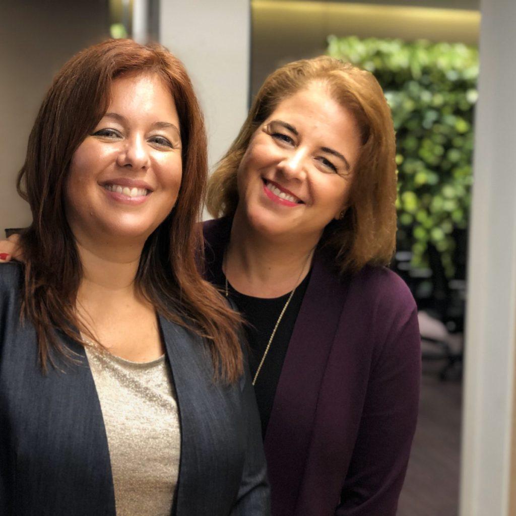 Sophia Cavalli & Maria Papazoglou