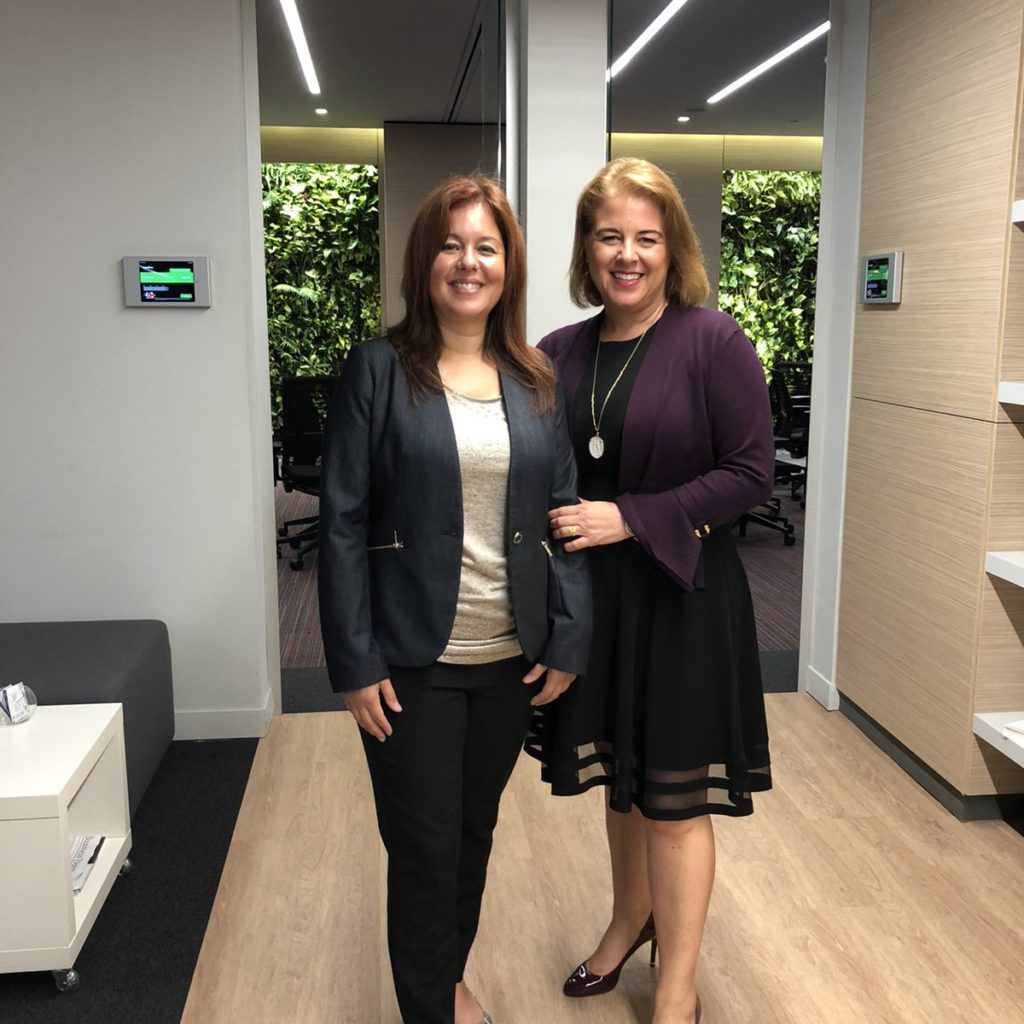 Maria Papazoglou & Sofia Cavalli